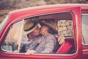 Kuss Tag des Kusses