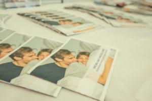 Broschüre Rheuma Haut Liebe