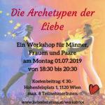 Workshop - die Archetypen der Liebe