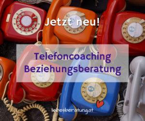 Telefoncoaching Beziehungsberatung