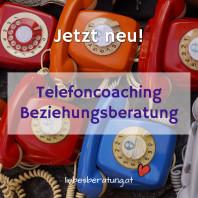 Telefoncoaching für Beziehungsberatung