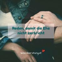 Reden Ehe zerbricht